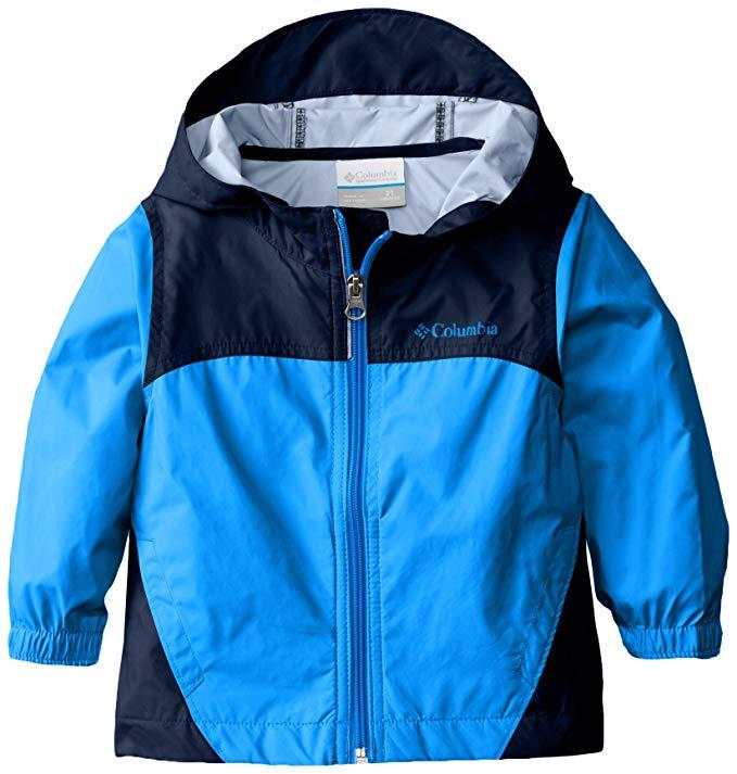 Columbia Boy glennaker Rain Jacket