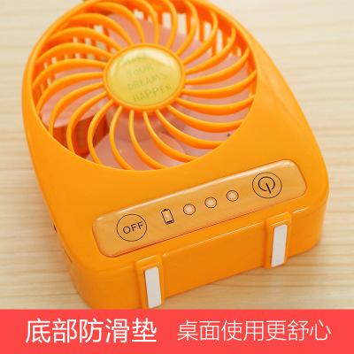 Mùa hè USB cà rốt sạc fan mini xách tay đa chức năng máy tính để bàn quạt nhỏ bán buôn nhà máy bán h