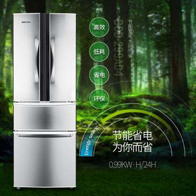 AUX / Aux BCD-299AD4 tủ lạnh ba cửa nhà Đôi cửa đa cửa tủ lạnh hai cánh cửa