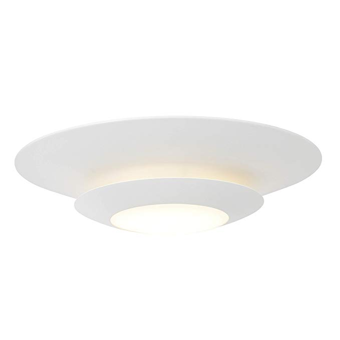 Đèn Led Ốp Trần trang trí hình tròn đơn giản và hiện đại .