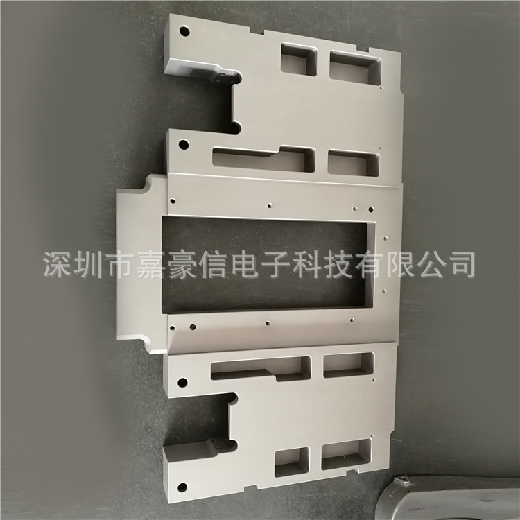 Factory processing customized computer gong, precision machining aluminum parts CNC processing hardw