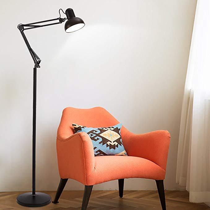Đèn LED Trang Trí phòng khách với thiết kế sáng tạo .