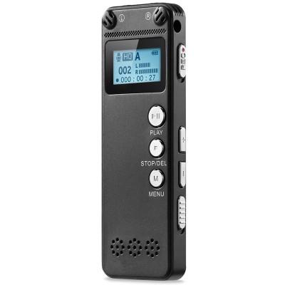 500 8 GB chính hãng micro bút ghi âm chuyên nghiệp độ nét cao khoảng cách giảm kiểm soát tiếng ồn má