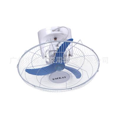 Quỹ đạo fan18 inch 360 độ lắc đầu bóng mang quạt trần mái fan hâm mộ ký túc xá hộ gia đình quạt điện
