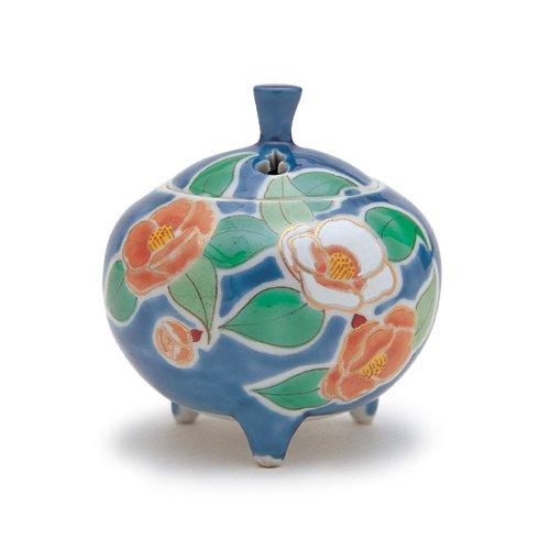 Lư hương xanh ngọc hoa chất liệu sứ RBXT
