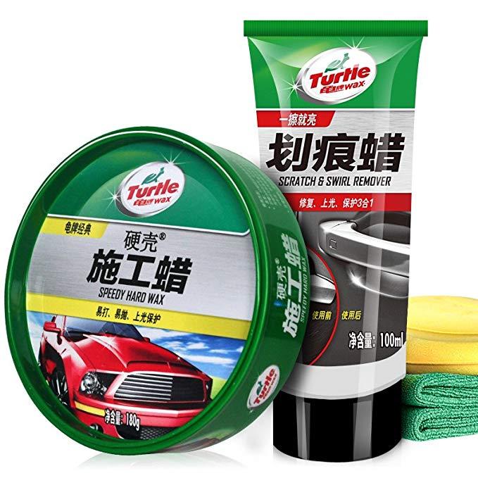 Sáp đánh bóng cho xe hơi chống oxy hóa , Nhập Khẩu chính hãng .