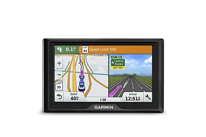 Garmin Drive 50 USA LMT- Bộ điều hướng và cảnh báo GPS 5 inch .