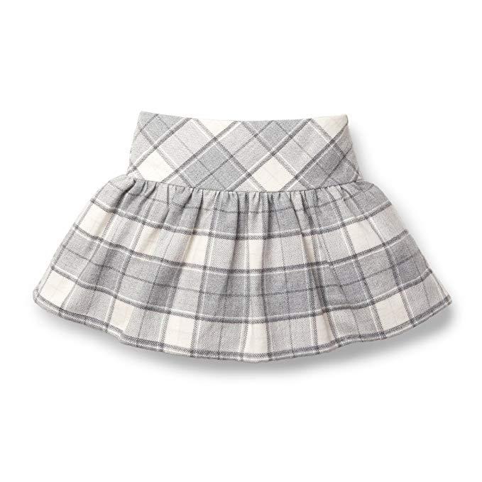 Váy caro bé gái Hope & Henry