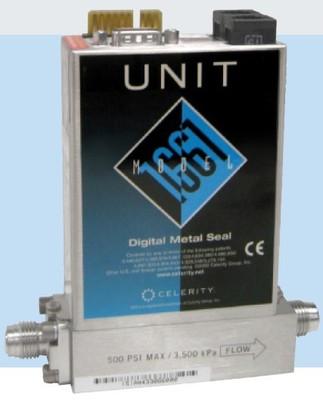 UFC-1662 gas mass flowmeter controller