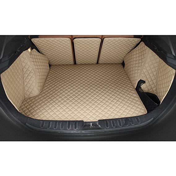 Chebangshi Porsche MACAN Mục đích đặc biệt phía sau xe hatch xe thân cây mat cao bên đầy đủ bảo hiểm