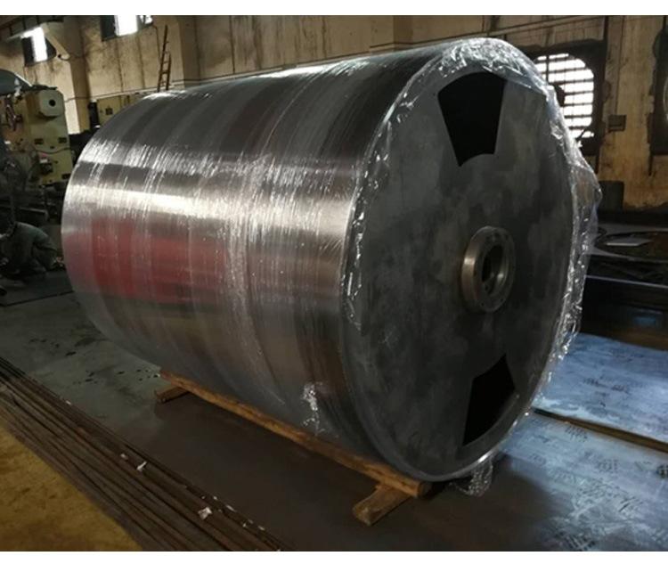 Đông quan xưởng chế biến sản xuất truyền trống lớn trống tùy chỉnh vòng dây chuyền sản xuất bánh xe