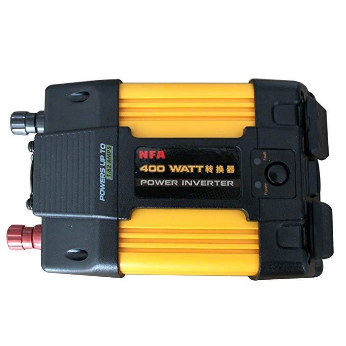 Bộ Sạc Chuyển Đổi Điện với USB 7823N đa chức năng cung cấp điện khẩn cấp