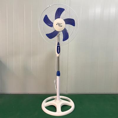 Nhà máy trực tiếp 16 inch quạt sàn Quà Tặng lắc head fan điện dọc sàn nhà chỉ đạo bánh xe quạt điện