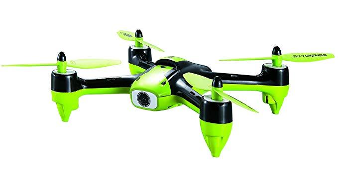 Sky Drone FX12 HD bay không người lái với pin miễn phí và thẻ SD 4GB