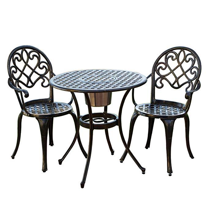 Baijia  Bàn Ghế đồ gỗ ngoài trời , ban công , thiết kế cổ Điển .