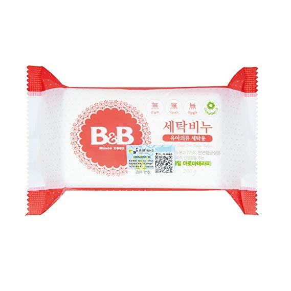 B & B Baoning Xà phòng giặt Chamomile Loại 200g (bán)