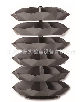 DURHAM MFG phân tầng xoay chiếc / bộ phận vật liệu chiếc hộp / / shelves 1536-95