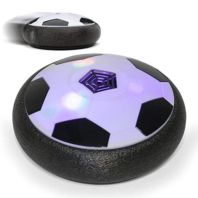 Trò chơi bóng đĩa hình quả banh có lưới đèn phát sáng TKSTAR