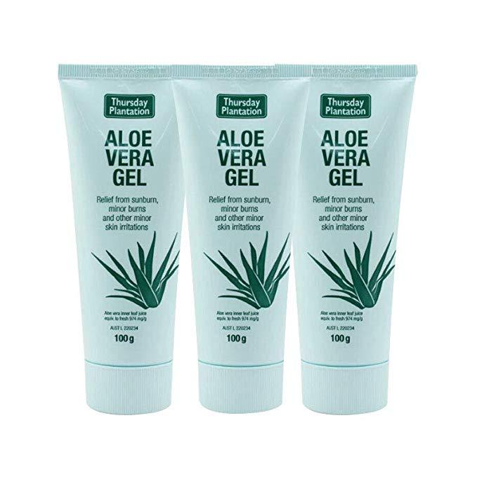 Thứ năm trồng Thứ năm trang trại Aloe Vera Gel 100g * 3