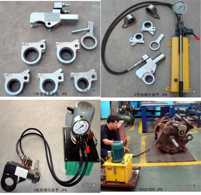 FYK hydraulic manual wrench hydraulic manual torque wrench hydraulic manual torque wrench