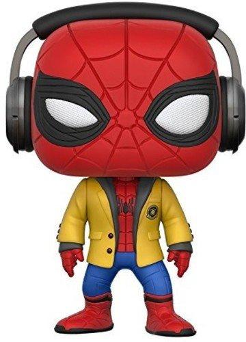 Mô hình Đồ trang trí búp bê Phim HC-Spider-Man .