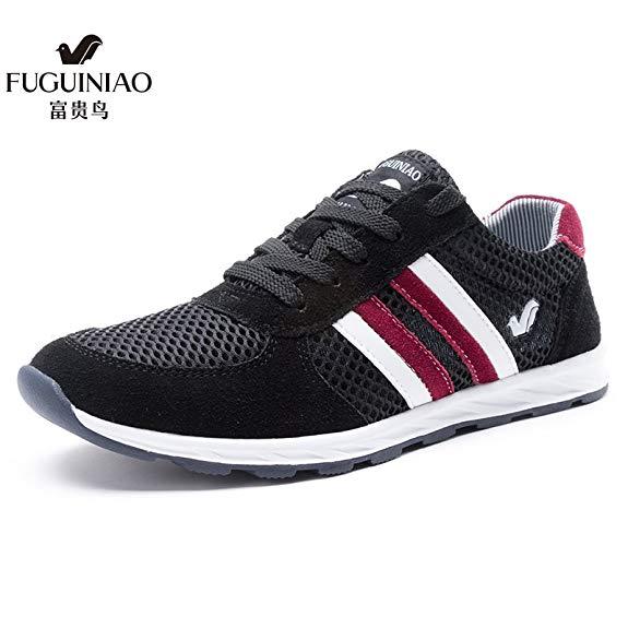 Giày thể thao nam vải lưới nhiều màu sắc FUGUINIAO