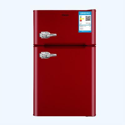 HICON / Wellcome BCD-108 Home Office tiết kiệm năng lượng mát đôi cửa tủ lạnh đông lạnh nhỏ tủ lạnh