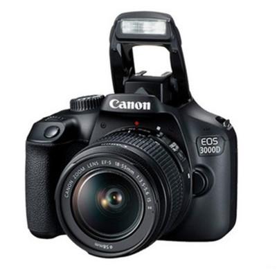 Canon / Canon EOS 3000D kit 18-55mm máy ảnh SLR kỹ thuật số cấp nhập cảnh HD du lịch SLR