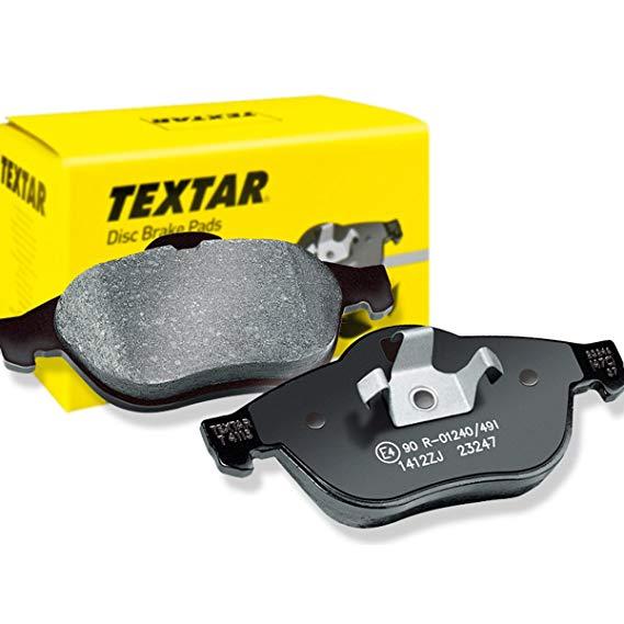 Chuyên sản xuất Má phanh cho Volvo S60llS80ll phanh trước 2.0 T T3T4 T6 2.0 2. - [tên]: TEXTAR Tektr