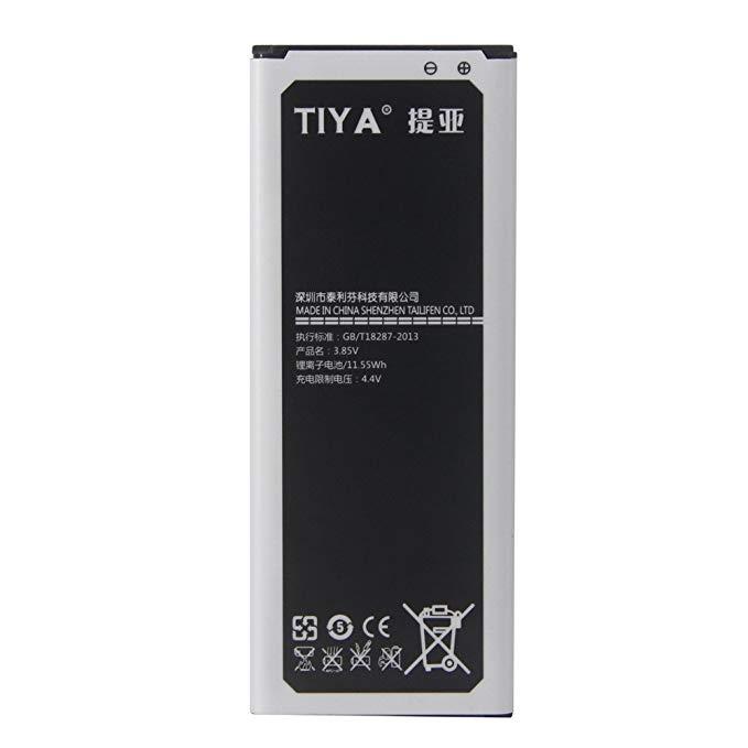 Tiya Samsung Note4 điện thoại di động pin dung lượng cao kinh doanh EB-GN916 cho Samsung GALAXY Note