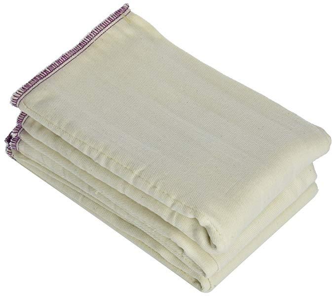 Khăn Lót cotton hữu cơ cho sơ sinh kháng khuẩn .