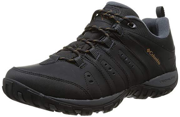 Giày đi bộ nam chống thấm nước Columbia woodburn II
