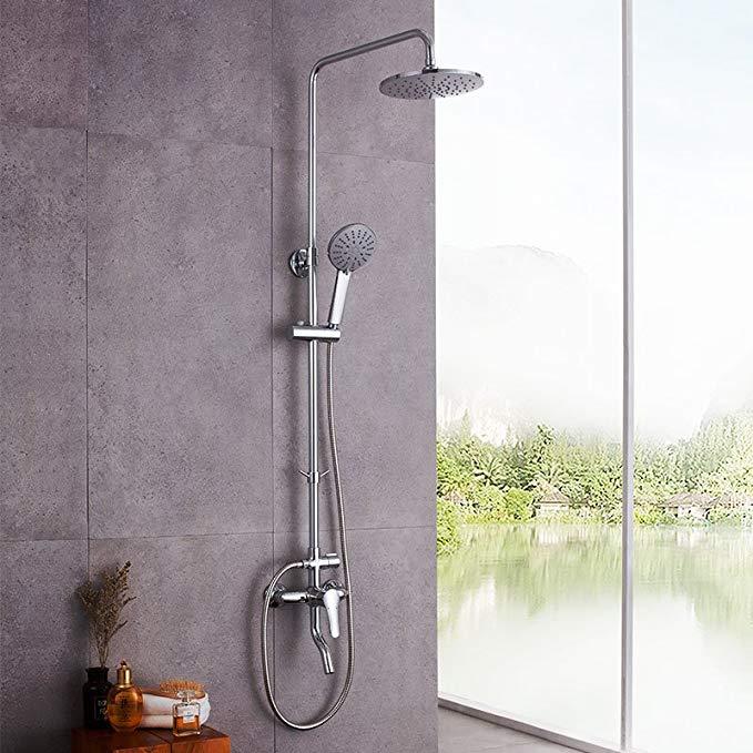 JOMOO Chín chăn nuôi tắm vòi hoa sen đặt shower shower head phòng tắm phòng tắm nóng và lạnh tắm cổ