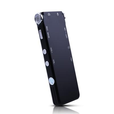 Phiên bản tiếng Anh của đa chức năng ghi âm bút chuyên nghiệp giảm tiếng ồn HD micro thông minh điều