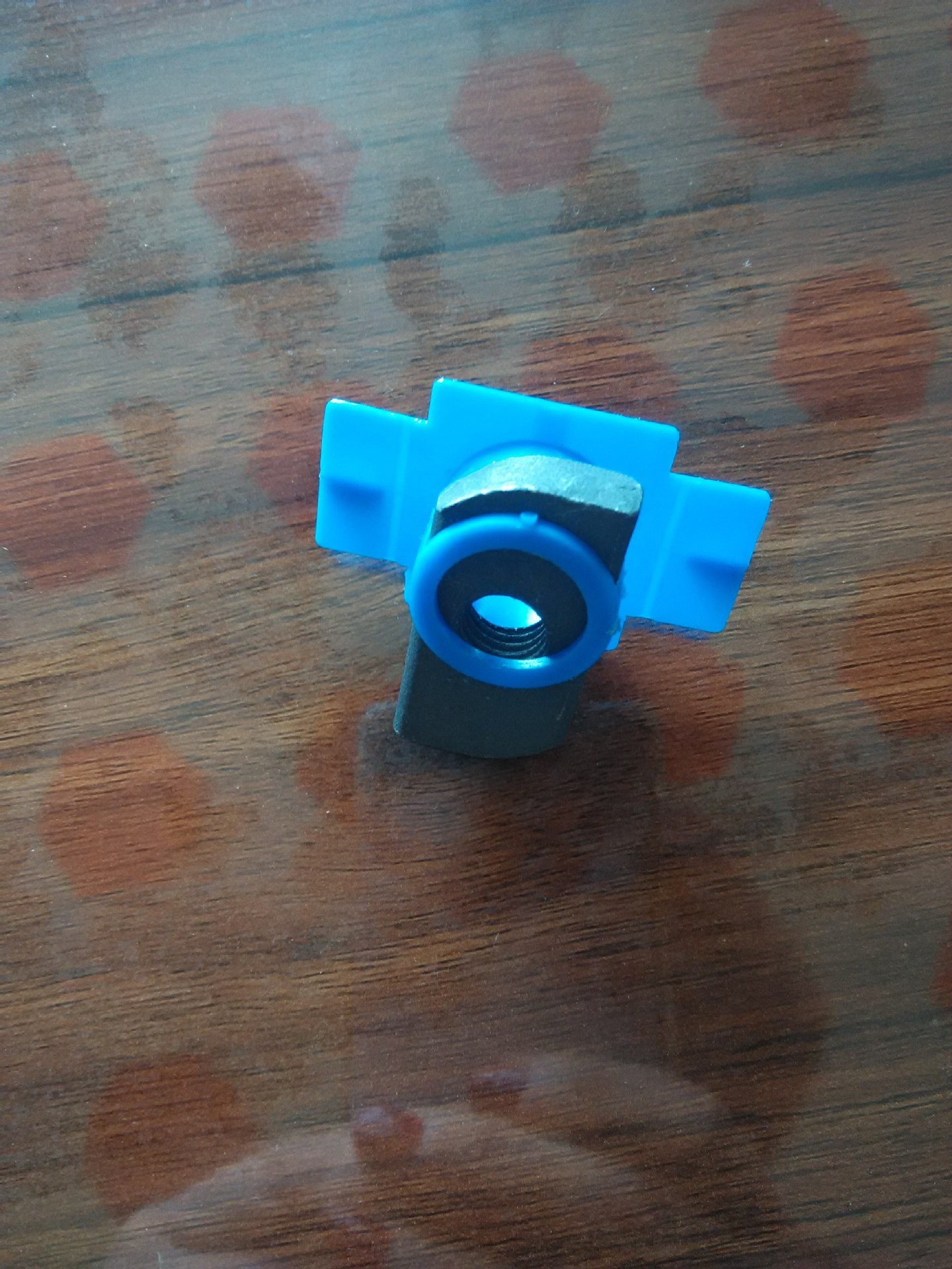 Nhựa cánh đai ốc vít tia điện mặt trời khung nhựa cánh mép đinh tán chặt phần mềmNhựa cánh đai ốc ví
