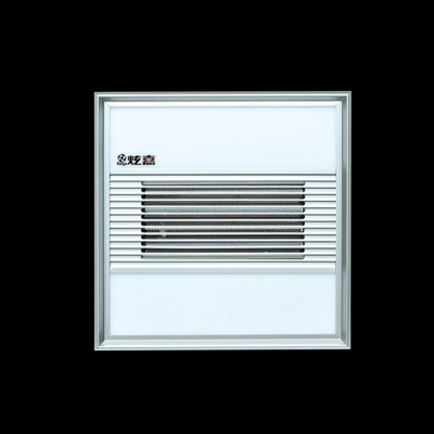 Yuba tích hợp sưởi ấm trần gốm PTC Yuba gió ấm nhúng màn hình cong Yuba nhà sản xuất bán buôn bán hà