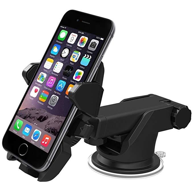 Đường yên xe điện thoại di động khung một kích hoạt thiết bị xe khung điện thoại đổi mới xoay xoay c