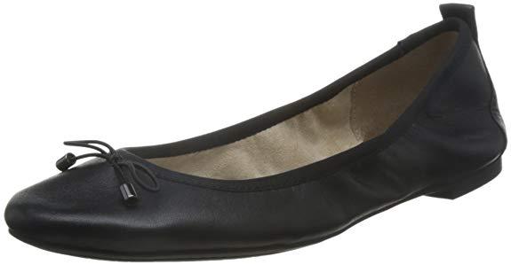 Giày búp bê bằng Da mềm dành cho Nữ , Thương hiệu : Jessica Simpson