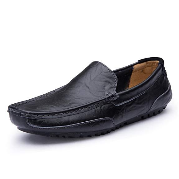 Giày tây nam chất liệu da Ma Yezi MC41-2028-X