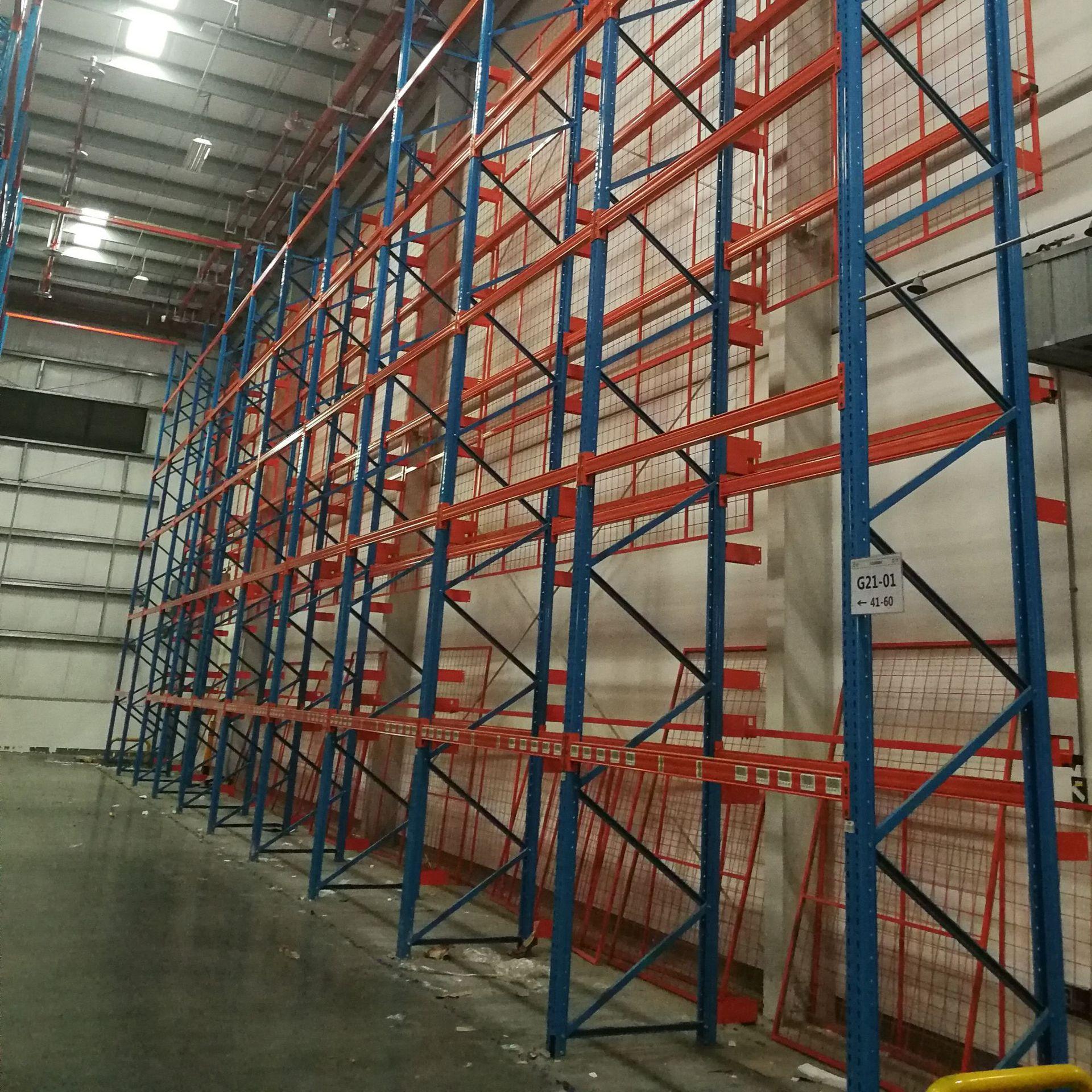 Các nhà sản xuất bán buôn logistics các ngăn kệ cao hạng nặng trang phục chiếc kệ kho ở Huệ Châu