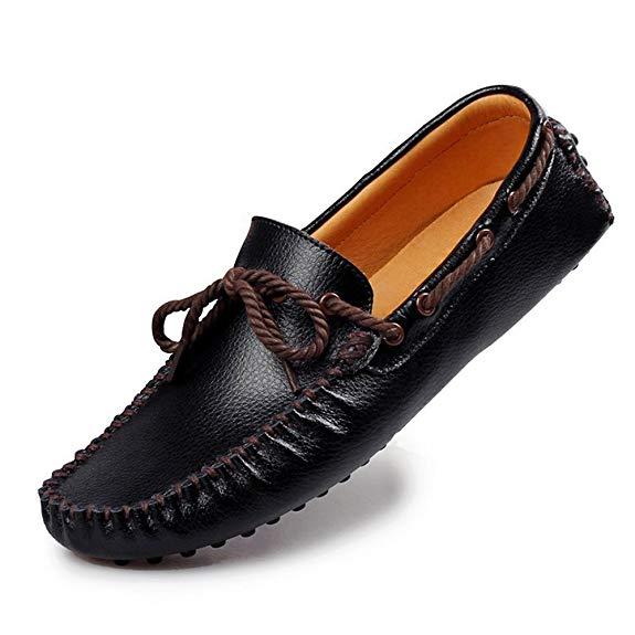 Giày lười nam cột dây Ma Zizi XGX68-5887-X