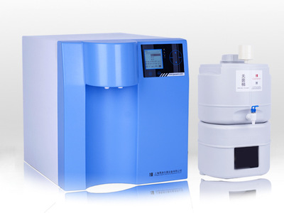 High end laboratory ultrapure water machine CR-40BT+