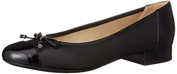 Giày búp bê Da Thời Trang dành cho Nữ , Thương Hiệu : GEOX  .