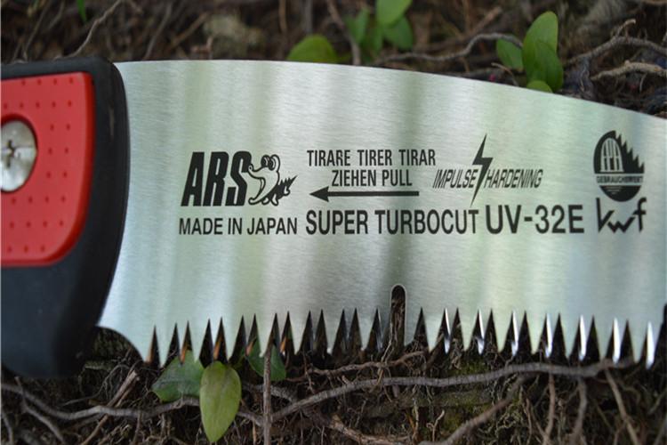 Iris UV-32EN cưa vườn cây ăn trái ngoài trời vườn cây cưa, cưa, cưa cong mộc