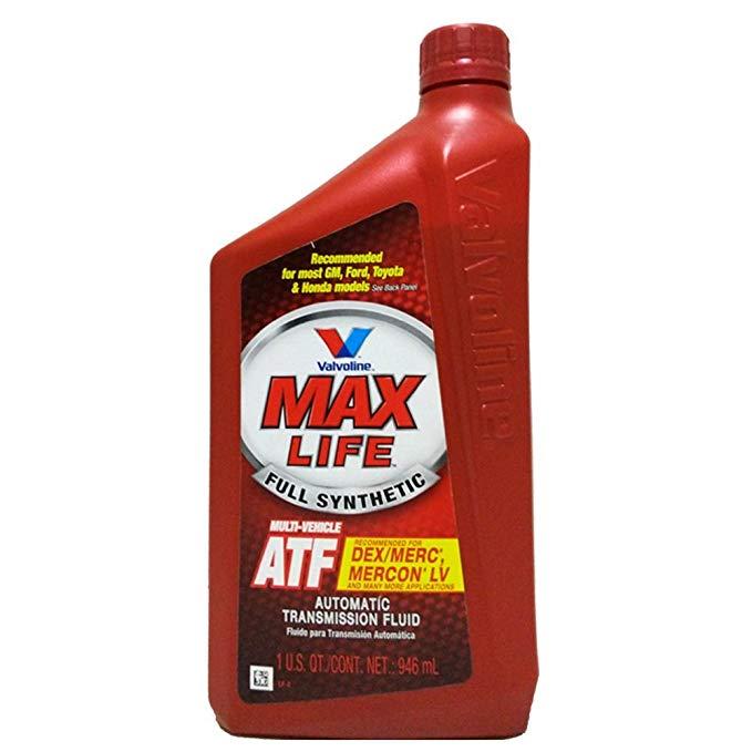 DEX / MERC MAXLIFE ATF Dầu hộp số tự động tổng hợp hoàn toàn 946ml