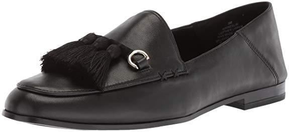 Giày búp bê bằng Da mềm dành cho Nữ , Thương hiệu : Nine West