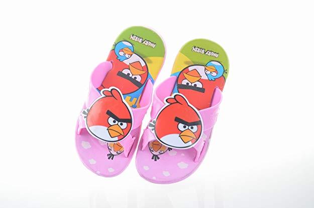 Dép trẻ em hình Angry Birds