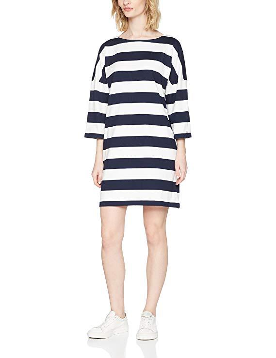 Váy của phụ nữ quần jean TOMMY
