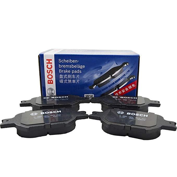 Chuyên sản xuất Má phanh 0986AB1369 cho Toyota Corolla / Corolla EX / Corolla / Prius phía trước