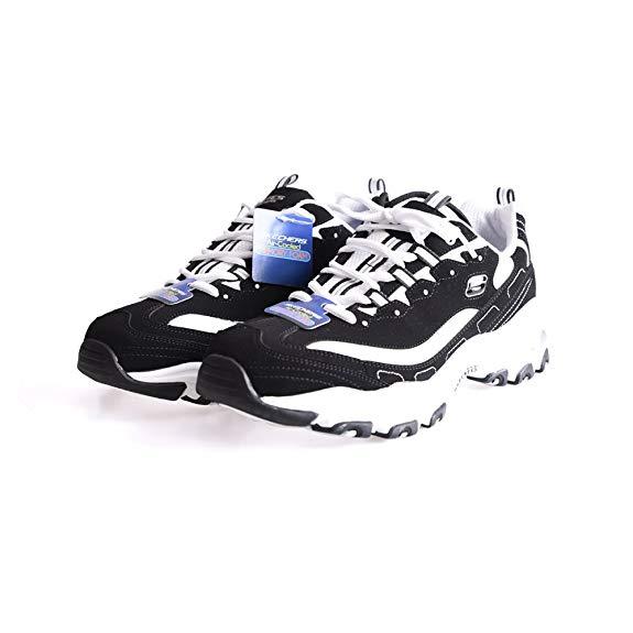 Giày thể thao nam Skechers chất liệu bền đẹp, kiểu dáng mạnh mẽ
